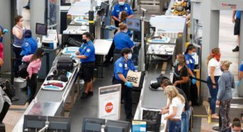 TSA screens 1 million travelers in a solitary day, stamping busiest travel day since March