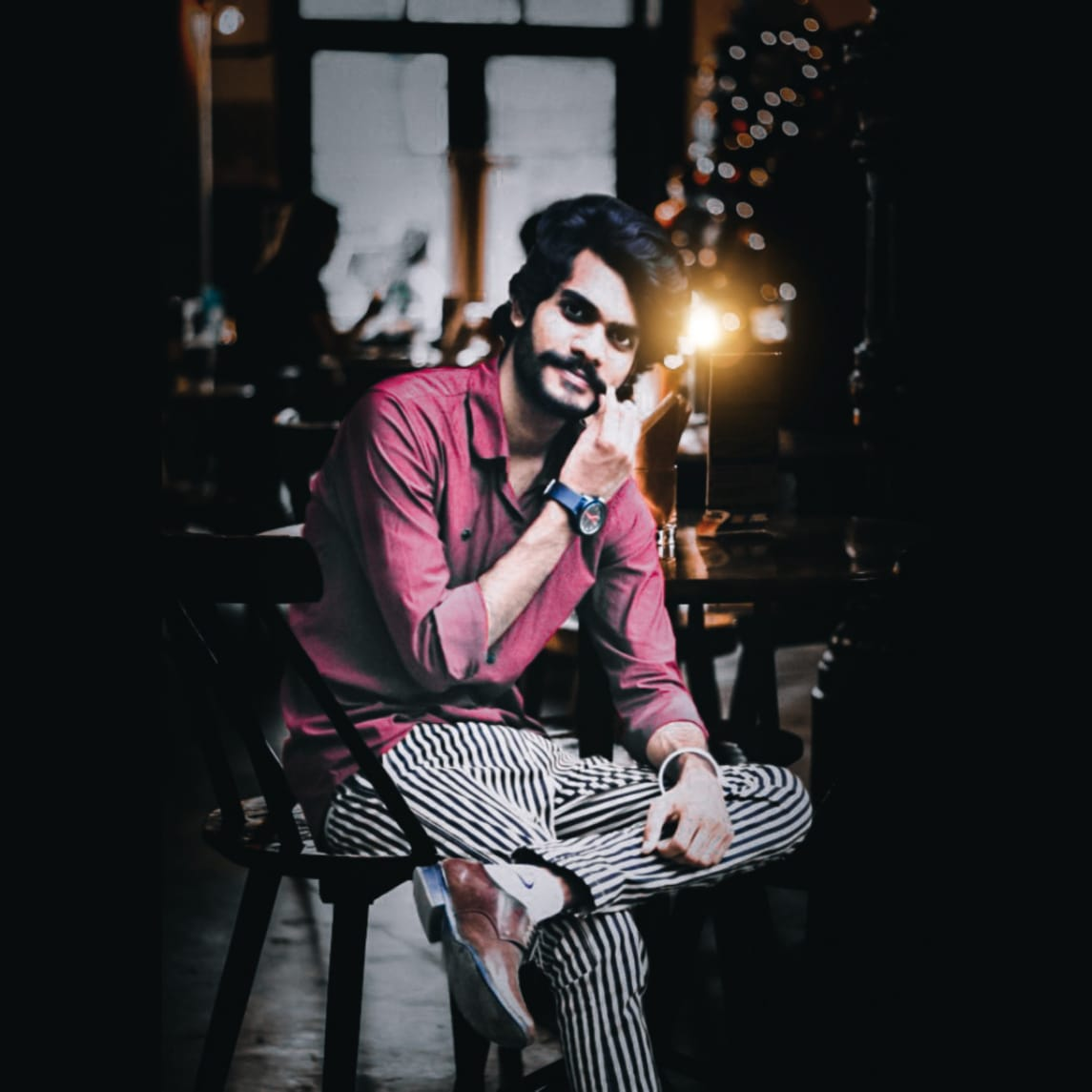 Mayank Singh Rajput is working towards providing platforms to hardworking artists