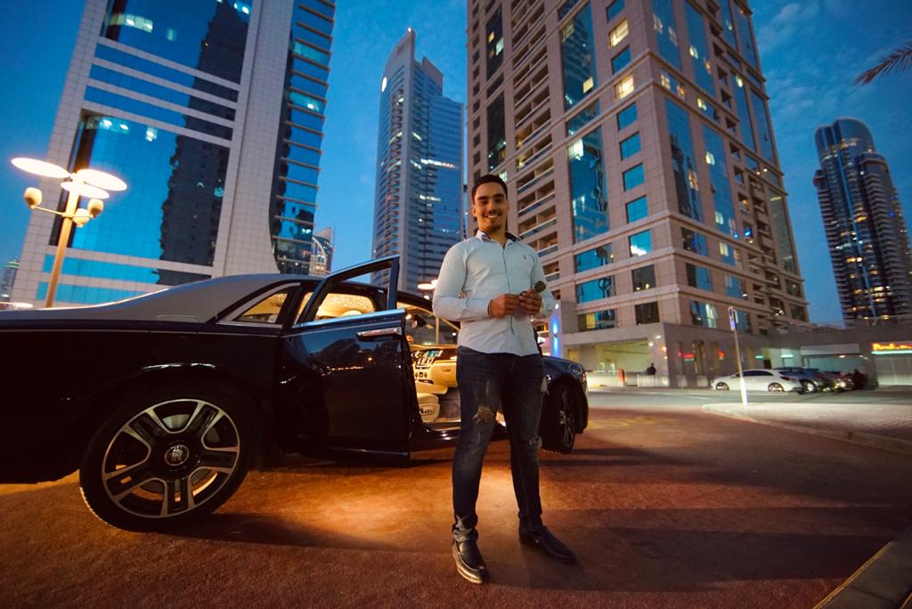 Meet Yassine Medaghri Alaoui, the self-made young entrepreneur who is taking the business industry of Morocco by storm.
