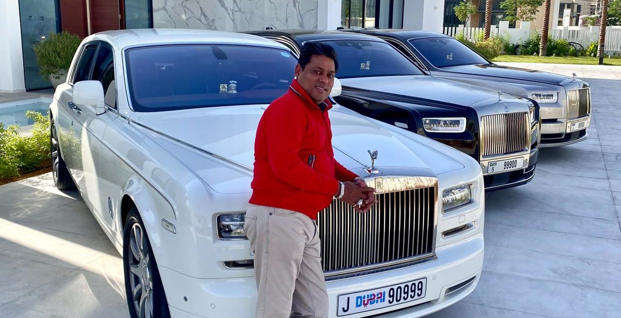 The business tycoon who buys six rolls royce's at a time is worth a mention indeed – Meet the man himself – Vikas Malu