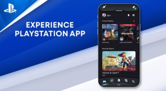 Sony overhauls the PlayStation application with another look and selective PS5 highlights