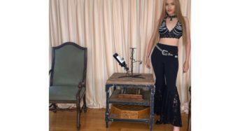Katanna Clarke is the New Goth Barbie