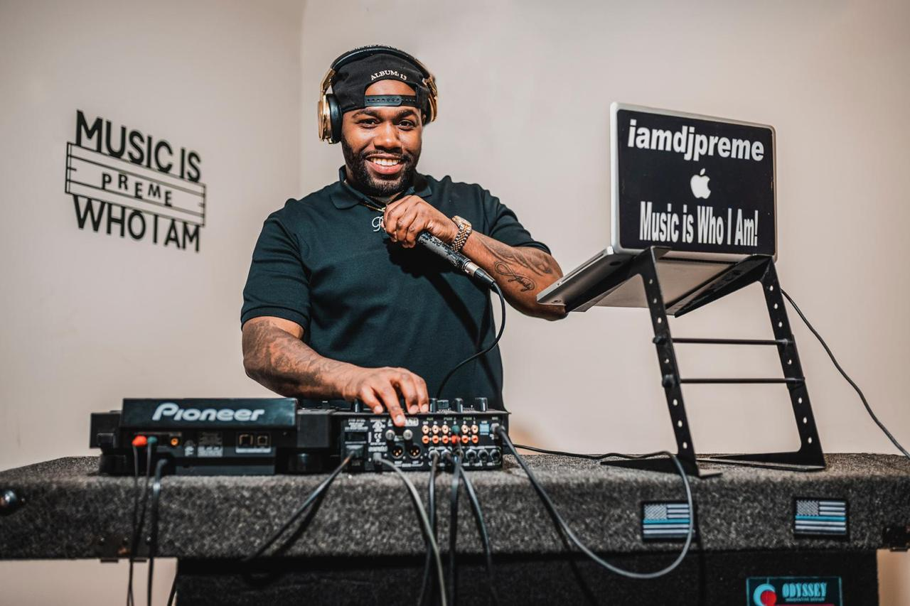 The Supreme DJ Preme