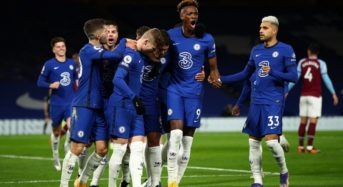 Chelsea vs. West Ham United : Abraham brace, early Thiago Silva goal seals Chelsea win upon West Ham