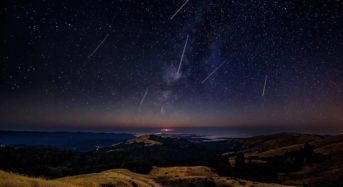 First meteor shower 2021: will light the night sky on New Year's weekend