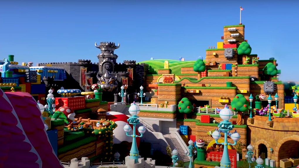 Super Nintendo World to bring 'Mario Characters' to life!