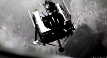Moon rocks show up on Earth unexpectedly since 1976 as China lunar mission closes