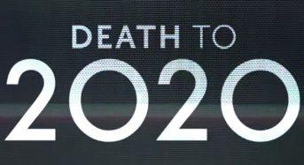 Black Mirror's creators set a 'Death to 2020' comedy event Netflix special