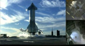 SpaceX stops Starship SN8 prototype test launch at last second