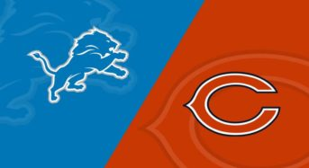 Detroit Lions win 34-30 over Chicago Bears : How it occurred