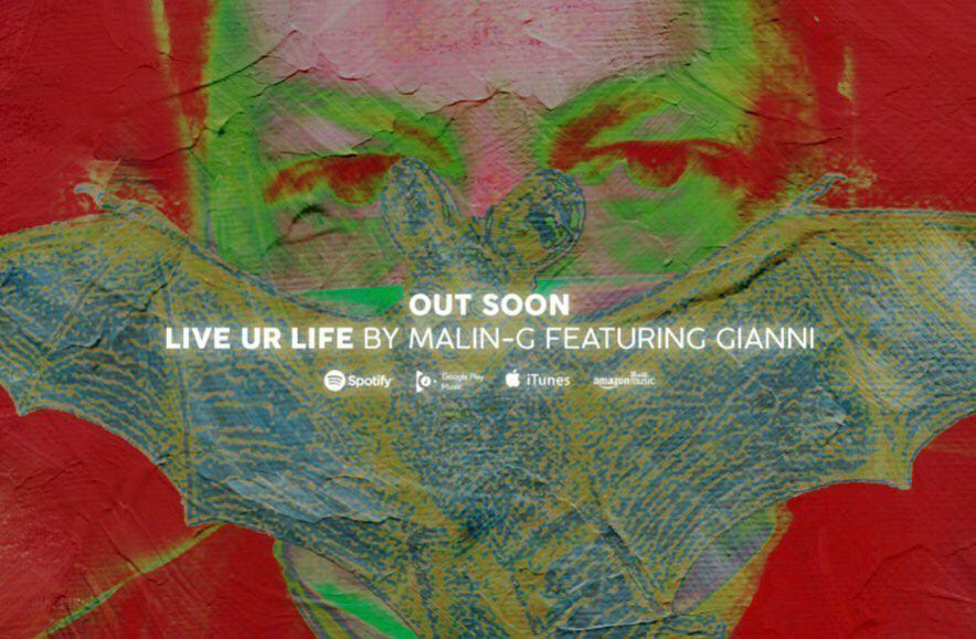 """Malin-G is dropping """"Live Ur Life"""" around the globe  – 11/11/20!"""