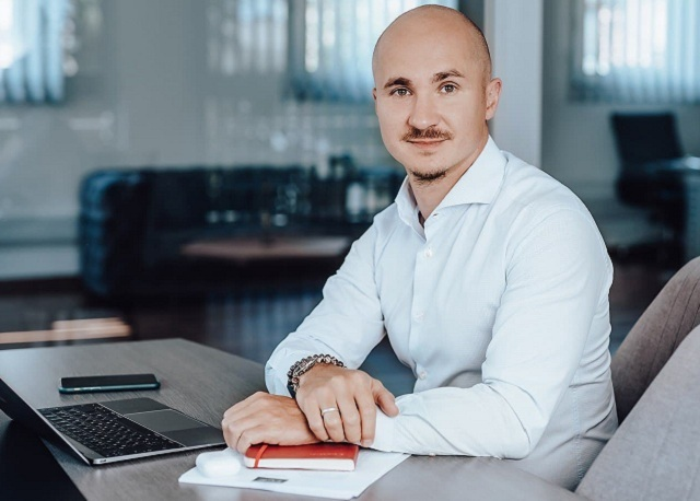 Sergey Kartashov of Generation Partners says his work resembles with gold hunting