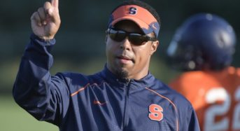 Mike Hart come backs to Michigan as new running backs coach