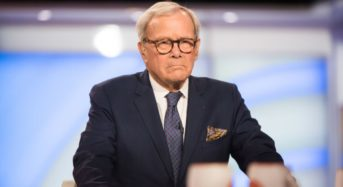 Tom Brokaw declares retirement from NBC news after 55 years