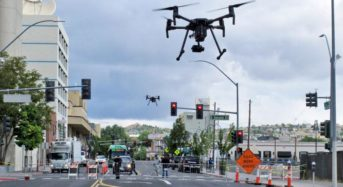 FAA consents first fully automated commercial drone flights