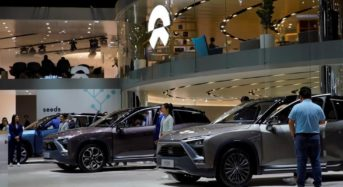 Chinese electric car organization Nio doubles deliveries in 2020 as nearby rivalry increase for Tesla