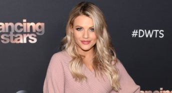 Dancing With the Stars' Witney Carson Reveals Name of Her Baby Boy