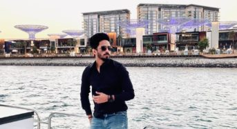 Abhishek Agrawal Unleashes 12 cool tips on fashion blogging and fitness