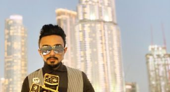 Meet Multi-talented Entrepreneur Mohammed Rashid Khan influential personality of Dubai.