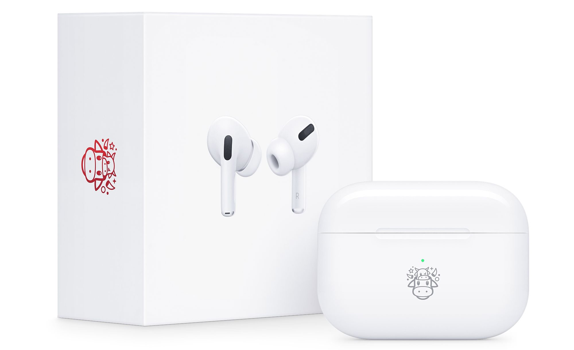 Apple releases limited edition AirPods Pro to celebrate Chinese New Year