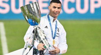 Cristiano Ronaldo becomes 'greatest goalscorer' in history of football