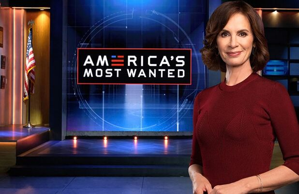 'America's Most Wanted' is coming back with Elizabeth Vargas as host at Fox
