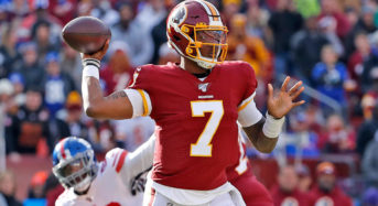 Former Washington QB Dwayne Haskins signs with Pittsburgh Steelers to a one year contract