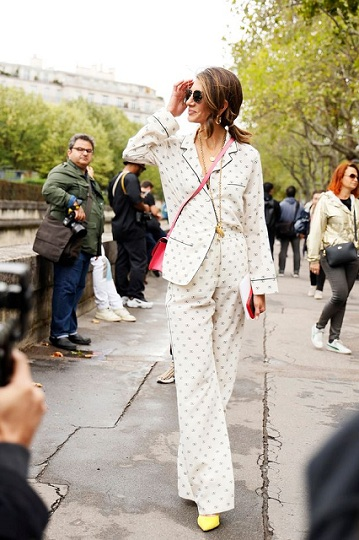 How to Wear Pyjamas Outside the House in 2021