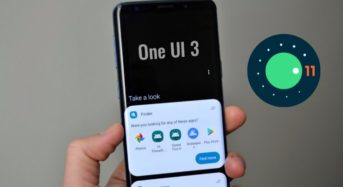 Android 11 begins coming for Samsung Galaxy S10 series with release of One UI 3