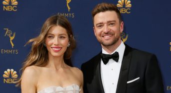 Justin Timberlake affirms he and wife Jessica Biel welcomed second new baby boy named Phineas