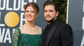 'Game Of Thrones' stars Kit Harington, Rose Leslie welcome baby boy, their first child