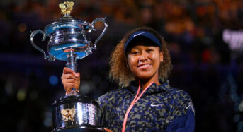 Australian Open 2021 : Naomi Osaka defeats Jennifer Brady to win second Australian Open title