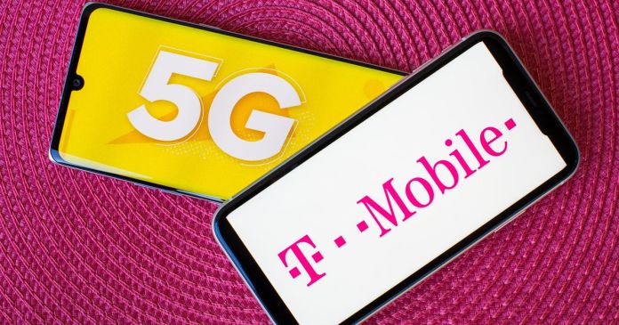 T-Mobile launches a newest Magenta Max plan with no cell phone throttling, when on 5G