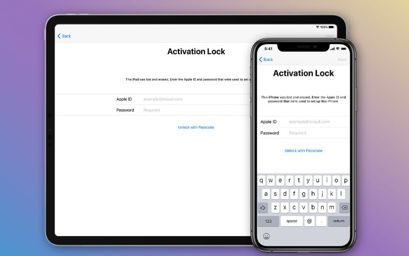 Easy ways to receive Activation Lock on iPhone, iPad, Mac, more