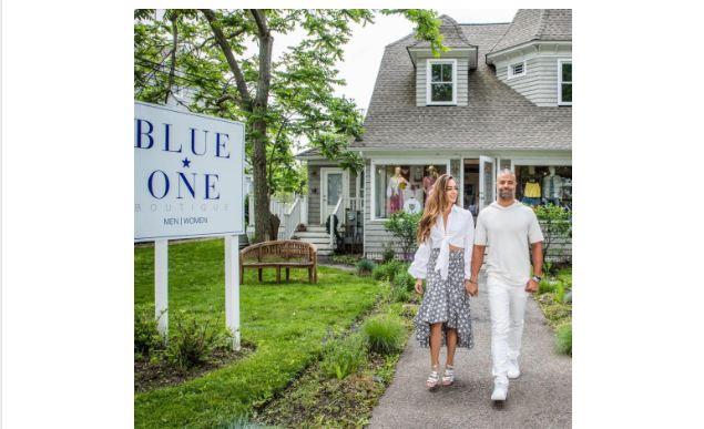 Blue One Celebrates The New York Fashion Week Awards