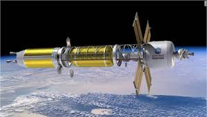 Nuclear-powered rocket could receive astronauts to Mars quicker